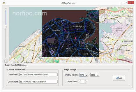 Como guardar los mapas de internet para verlos offline | Educacion, ecologia y TIC | Scoop.it