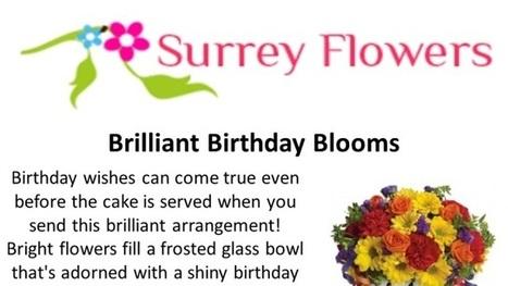 Surrey Flowers Delivery in Canada   surrey flowers   Scoop.it