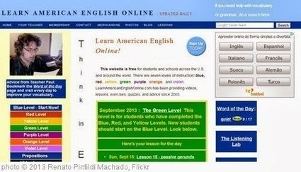 Around The Web In ESL/EFL/ELL | Larry Ferlazzo's Websites of the ... | ESL and EFL | Scoop.it
