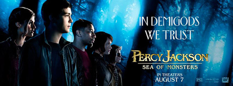 Watch Percy Jackson Sea of Monsters Online Free | Movies | Scoop.it
