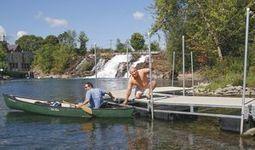 LaChute River dock brings boaters to Ticonderoga | Canoeing & Kayaking | Scoop.it