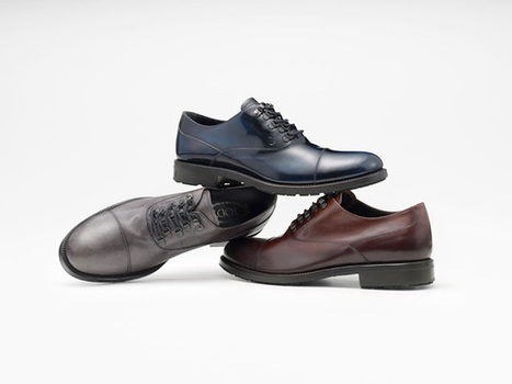 Tod's collaborates with Nendo on Urban Trekker shoe | Le Marche & Fashion | Scoop.it