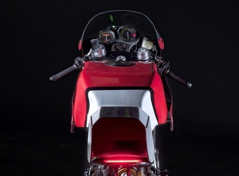 Ad Hoc Ducati 750ss Adroca - the Bike Shed | Ductalk Ducati News | Scoop.it