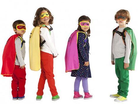 Superhero backpack | All Geeks | Scoop.it