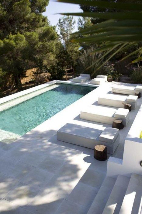 12 terrasses stylées pour profiter de ton jardin | décoration & déco | Scoop.it