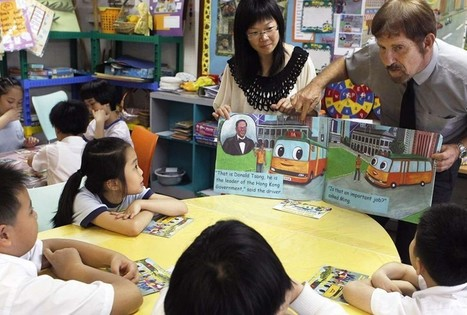 Reading with children is key, says researcher in response to Hong Kong parents' fears about bilingual environment | Pick-up | Scoop.it