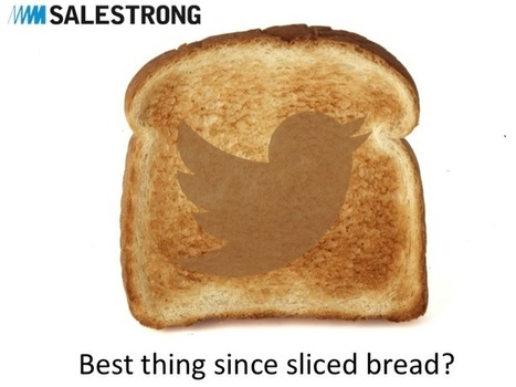Social Selling? Best thing since sliced bread? - | sales training | Scoop.it