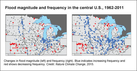 Trends in the frequency and intensity of floods across the central United States | NGOs in Human Rights, Peace and Development | Scoop.it