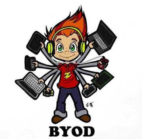 Les différents modèles d'intégration du BYOD | E-pedagogie, apprentissages en numérique | Scoop.it