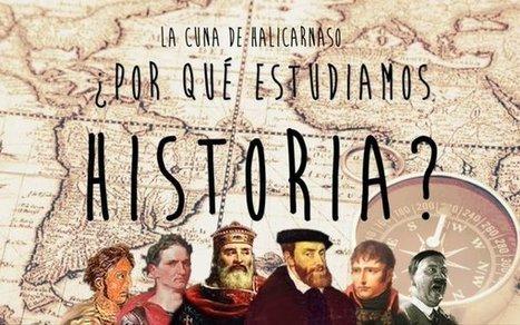 Estudiar HISTORIA  ¿Por qué es tan necesario? | Recursos didácticos y materiales para la formación del profesorado. Servicio de Innovación y Formación del Profesorado | Scoop.it