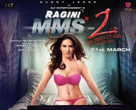 Sunny sizzles in Ragini MMS 2 trailer | Filmi Gossip | Scoop.it