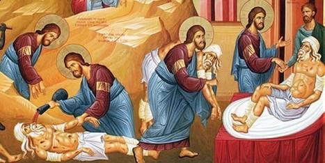 Communiqué du Saint-Synode de l'Église orthodoxe serbe au sujet de l'aide aux migrants du Moyen Orient et d'Afrique séjournant en Serbie   Echos des Eglises   Scoop.it