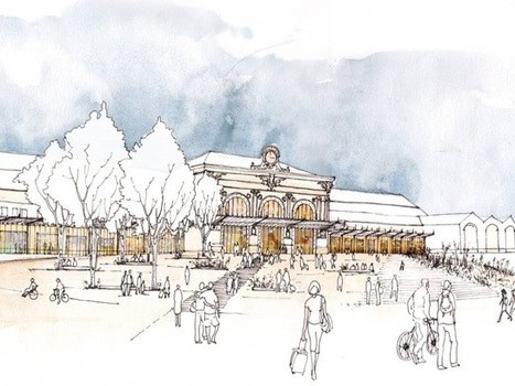 Une consultation lancée sur le projet de rénovation de Perrache | L'UCLy dans la presse | Scoop.it