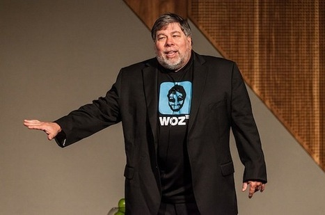 Steve Wozniak announced as keynote speaker at Apps World North America 2014 - What's On Iphone | Mobile | Scoop.it