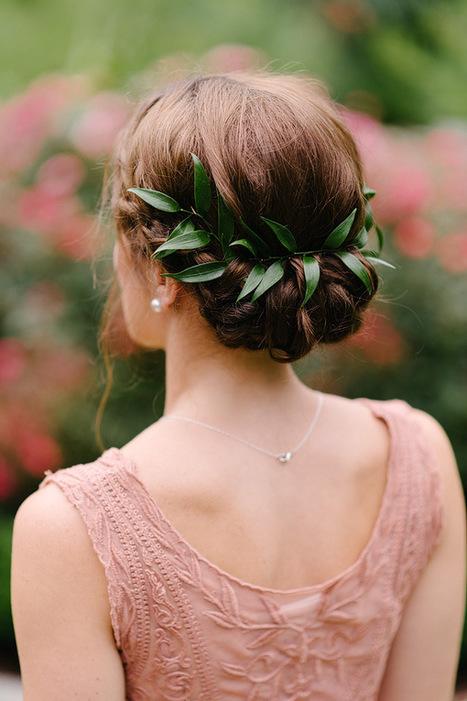 Idée coiffure automne: des feuilles dans les cheveux | Happy Chantilly | Style | Scoop.it