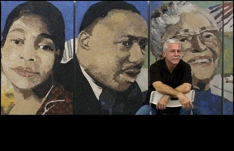 Frederick Douglas Sculptors Mural and Fountain Dedicated in New ... | Pre-Civil Rights Era: The Critics of Segregation and Inequality | Scoop.it