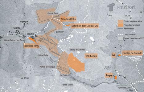 NOU ARTICLE: Baqueira-Beret renuncia a l'ampliació cap al Pallars Sobirà | #territori | Scoop.it