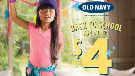 The new back-to-school: Deeper discounts, longer sales | Troy West's Radio Show Prep | Scoop.it