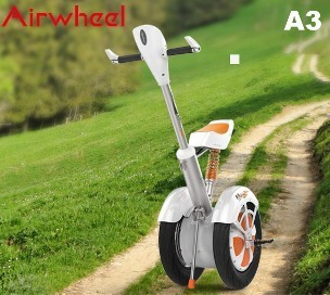 Airwheel Intelligent High Quality Electric Scooter is Eye-Catching on Streets | Press_Release | Scoop.it