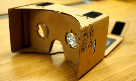 Google's road to virtual reality begins with Cardboard | STEM Advance | Scoop.it