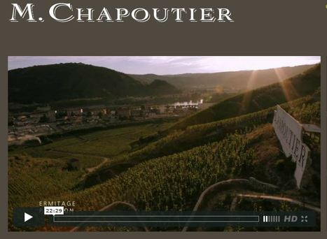 Michel Chapoutier, le documentaire | Découvrir l'univers du vin | Scoop.it