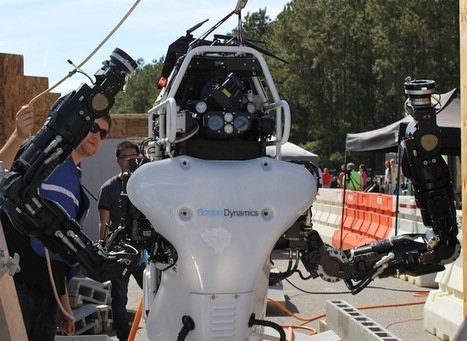 DARPA Robotics Challenge Finals Will Have 25 Teams, and a Surprise Task - IEEE Spectrum | AI, NBI, Robotics & Cybernetics & Android Stuff | Scoop.it