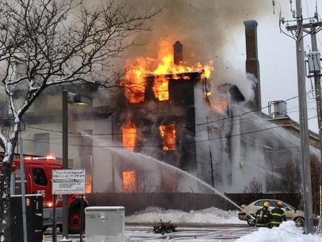 Fire destroys condo bldg; Donations sought — OurUptown ... | Minneapolis Real Estate | Scoop.it