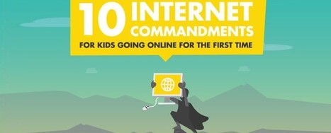 10 Things To Teach Your Kids Before They Go Online | RED.ED.TIC | Scoop.it