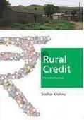 Rural Credit: An Introduction (Hardcover) | arpita2960 | Scoop.it