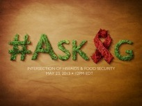 #AskAg Twitter Chat: Intersection of HIV and AIDS & Food Security | USAID Impact | Food Security and Nutrition | Scoop.it