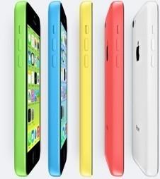 New iPhone 5c, iPhone 5s Ads Focus on Color   De quelle couleur êtes-vous?  What color are you?   Scoop.it