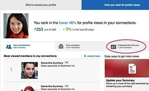 Let the Games Begin: How You Rank Against Professionals Like You on LinkedIn | LinkedIn | Scoop.it
