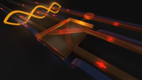 Physicists demonstrate a quantum Fredkin gate for the first time | Amazing Science | Scoop.it