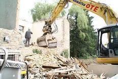 Wartet : demolition de l ancienne ecole | ecoles namur | Scoop.it