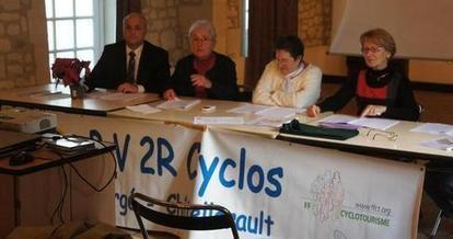 Cyclos BV2R : 61.603 km en 2013 | Chatellerault, secouez-moi, secouez-moi! | Scoop.it