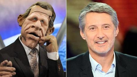 «Les Guignols» et Antoine de Caunes passent en crypté sur Canal+ | DocPresseESJ | Scoop.it