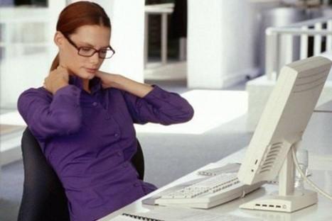 Abusar de la tecnología causa varios problemas de salud - Los Tiempos | ergonomia | Scoop.it