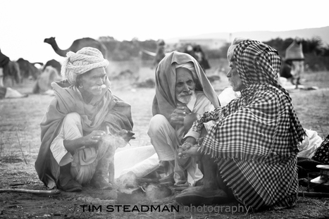X-Pro 1 at the 2012 Pushkar Camel Fair - Rajasthan, India | Tim Steadman | Fuji X-Life | Scoop.it