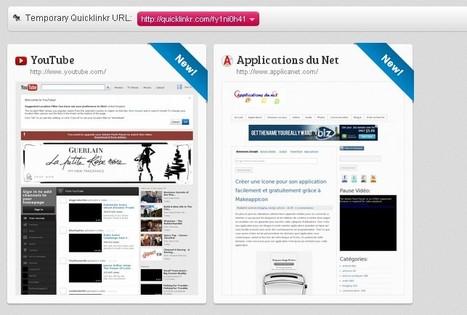 Quicklinkr, Une belle alternative à Read It Later | TIC et TICE mais... en français | Scoop.it