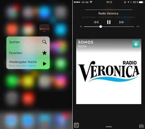 Sonos: Steuerung über den iOS-Sperrbildschirm endlich möglich | Lernen mit iPad | Scoop.it
