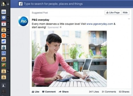 Facebook news feed too quiet? Auto-play video ads are coming | Better know and better use Social Media today (facebook, twitter...) | Scoop.it