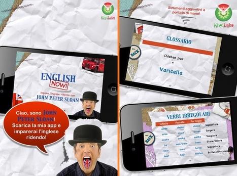 App Per iPhone Per Imparare l'Inglese Ridendo Con Peter Sloan | Imparare l'Inglese OnLine | Scoop.it