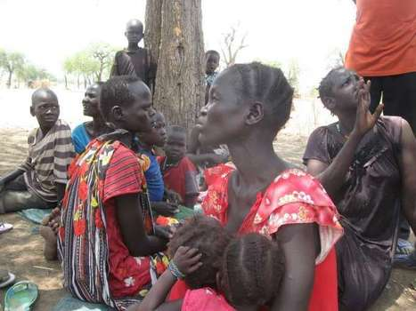Food shortages in South Sudan force more people into exile, cause ...   Sustainability   Scoop.it