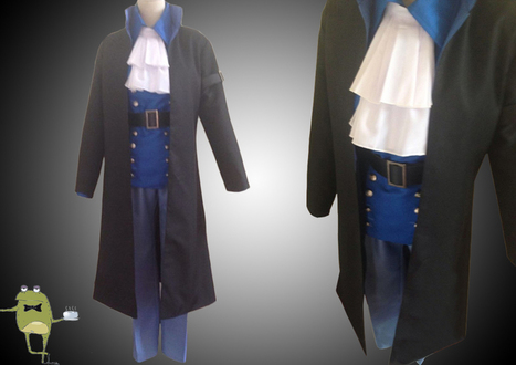One Piece Revolutionary Army Sabo Cosplay Costume | Anime Cosplay Costumes | Scoop.it