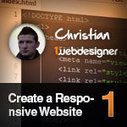 Create a Responsive Website Using HTML5 and CSS3 – Video Tutorial | Responsive WebDesign | Scoop.it