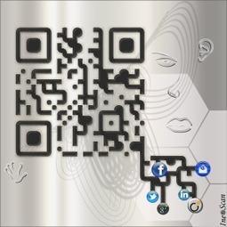 QR Code - Art Social Network by IneoScan | IPAD, un nuevo concepto socio-educativo! | Scoop.it