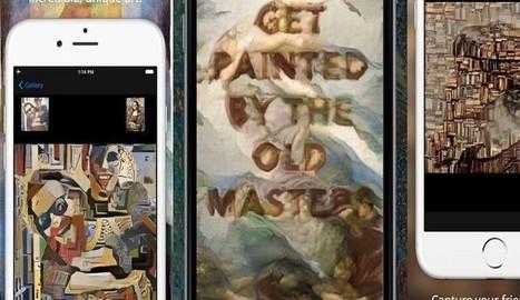 Pikazo, una app para convertir tus fotos en obras de arte   ARTE, ARTISTAS E INNOVACIÓN TECNOLÓGICA   Scoop.it