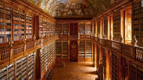 Take a peek at the world's most exquisite libraries - CNN.com | What is a teacher librarian? | Scoop.it