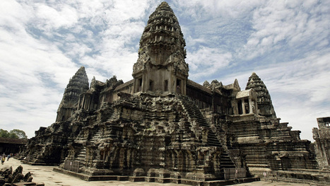 Huge ancient city at Angkor Wat revealed by lasers - CBC.ca | Ancient Origins of Science | Scoop.it