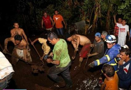 Heavy rains leave 22 dead in Nicaragua | Sustain Our Earth | Scoop.it